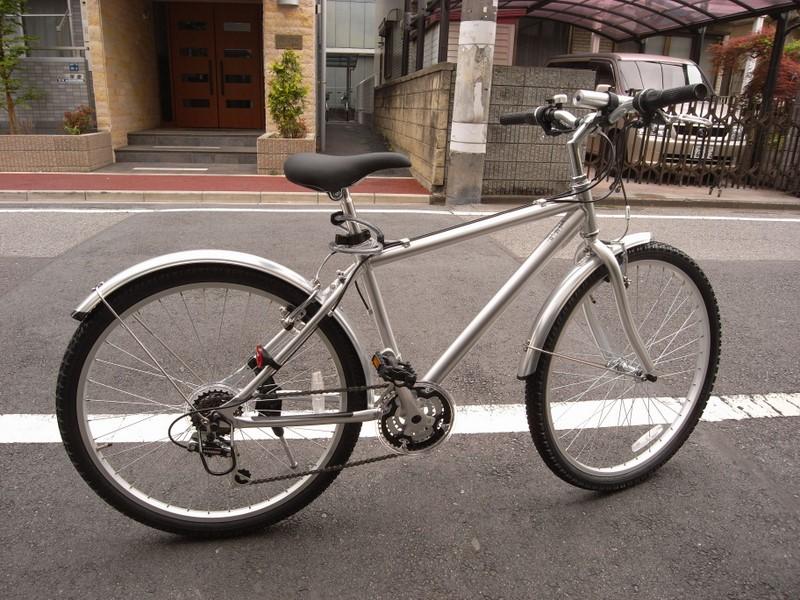 自転車の 無印良品 自転車 : 無印良品 アルミATBが来た ...